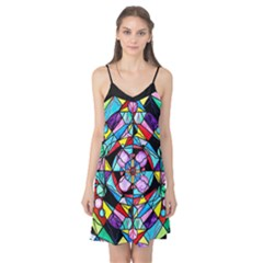 Sacred Geometry   Camis Nightgown