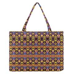 Spirit Of Bulgaria Medium Zipper Tote Bag
