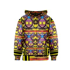 Spirit  Bulgarian Bee Kids  Zipper Hoodie