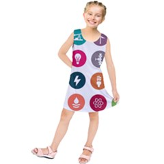 Acces Image Consumer News Letter Kids  Tunic Dress