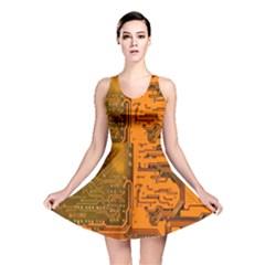 Circuit Reversible Skater Dress