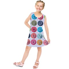 Alphabet Kids  Tunic Dress