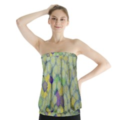 Paint Brushes                                               Strapless Top