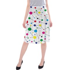 Bol Ball Midi Beach Skirt