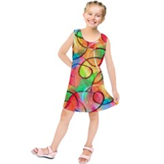 Joyful Curls Kids  Tunic Dress