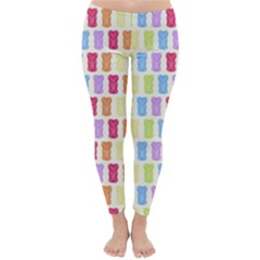Gummibears Candy Classic Winter Leggings