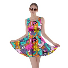 Jumble Bunny Skater Dress