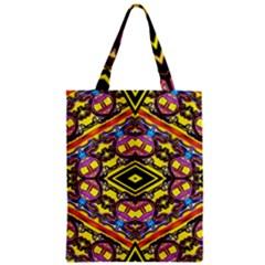 Spirit Time5588 52 Pngy Zipper Classic Tote Bag