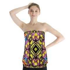 Spirit Time5588 52 Pngy Strapless Top