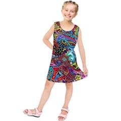 Moster Mask Kids  Tunic Dress
