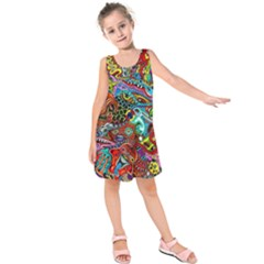 Moster Mask Kids  Sleeveless Dress