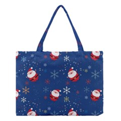 Santa Clause Medium Tote Bag