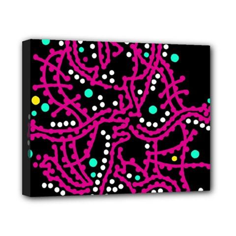 Pink fantasy Canvas 10  x 8