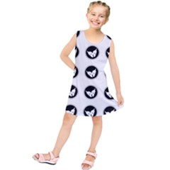 Butterfly Wallpaper Background   Kids  Tunic Dress