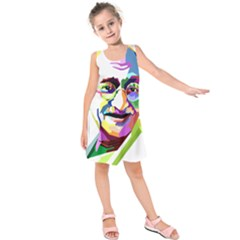 Ghandi Kids  Sleeveless Dress