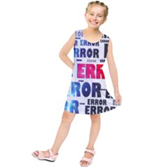 Error Crash Problem Failure Kids  Tunic Dress
