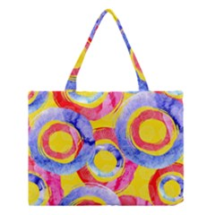 Blue And Pink Dream Medium Tote Bag