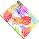 Colorful Pineapples Over A Blue Background Apple iPad Pro 12.9   Hardshell Case View4