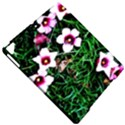 Pink Flowers Over A Green Grass Apple iPad Pro 9.7   Hardshell Case View4