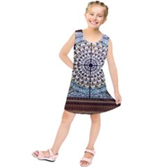 Stained Glass Window Library Of Congress Kids  Tunic Dress