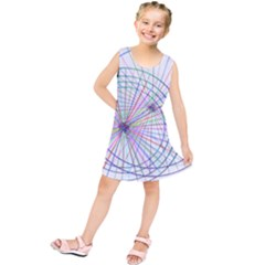Spirography Vector Clipart Kids  Tunic Dress