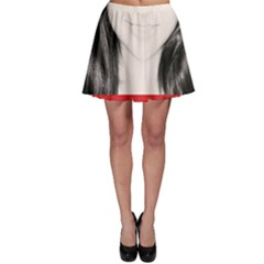 Sasha Grey Love Skater Skirt