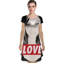 Sasha Grey Love Cap Sleeve Nightdress