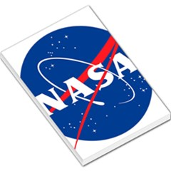 Nasa Logo Large Memo Pads