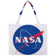 Nasa Logo Mini Tote Bag