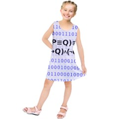 Logic Eqn Kids  Tunic Dress