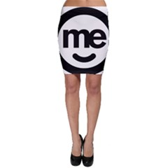 Me Logo Bodycon Skirt