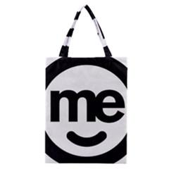 Me Logo Classic Tote Bag