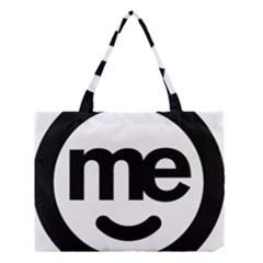 Me Logo Medium Tote Bag