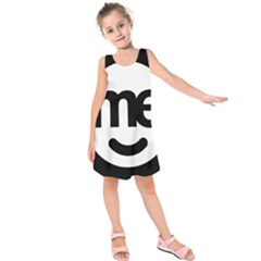 Me Logo Kids  Sleeveless Dress