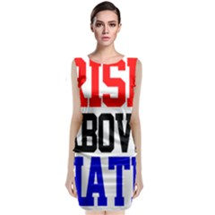 John Cena Rise Above Hate 2 Classic Sleeveless Midi Dress