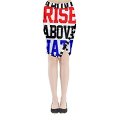 John Cena Rise Above Hate 2 Midi Wrap Pencil Skirt