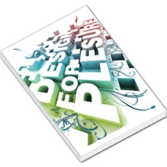 Design For Plesure Large Memo Pads