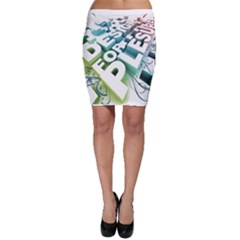 Design For Plesure Bodycon Skirt