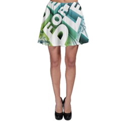 Design For Plesure Skater Skirt