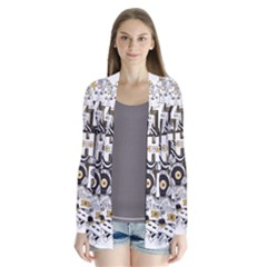 Foster The People Creative Typography Cardigans