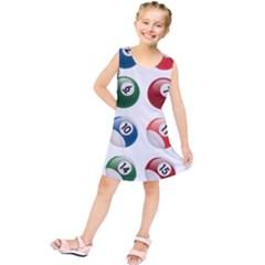 Billiards Kids  Tunic Dress