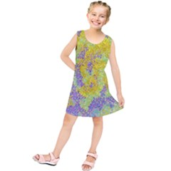 Backdrop Background Abstract Kids  Tunic Dress