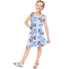 Blue elegance  Kids  Tunic Dress