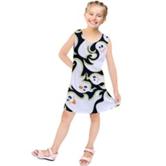 Ghosts Small Phantom Stock Kids  Tunic Dress