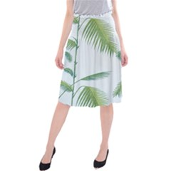 Hawai Tree Midi Beach Skirt