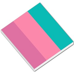 Pink Blue Three Color Small Memo Pads