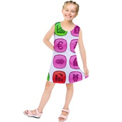 Sign Picture Kids  Tunic Dress