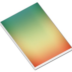 Smooth Gaussian Large Memo Pads