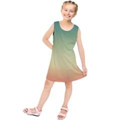 Smooth Gaussian Kids  Tunic Dress