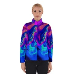 The Perfect Wave Pink Blue Red Cyan Winterwear